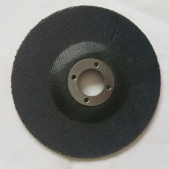 Abrasive Pad/Fiberglass Backing