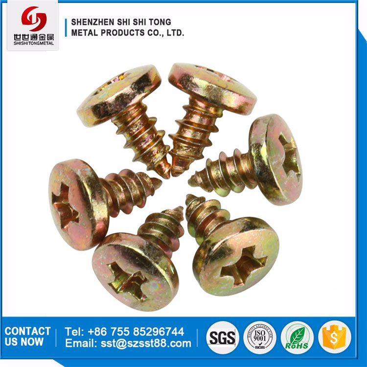 Pan Philip Head Self Tapping Screws