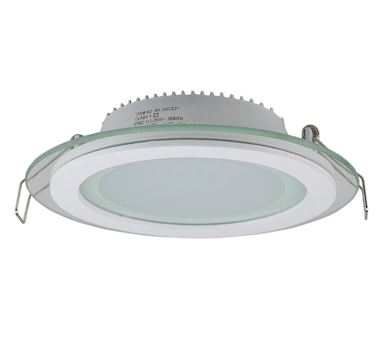 12watt ultra slim LED ceiling panel light