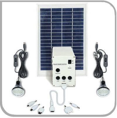 mini solar light kits (JL-4509)
