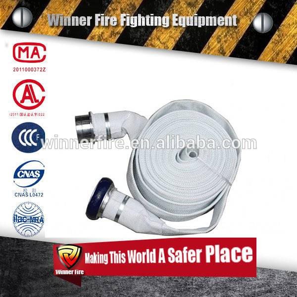 National EN3 powder twill Fire Hose with high quality