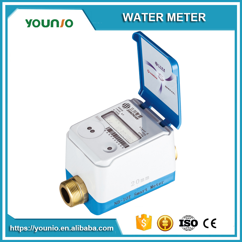 Younio IOT (Internet of Things) Water Meter Integrated with NB-IOT Module
