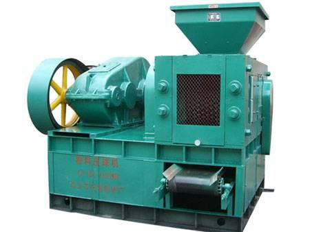 High pressure briquette press machine