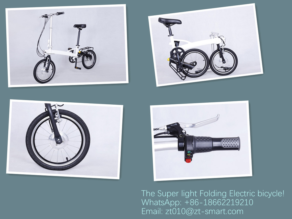 electric folding bike light weight folding ebikes folding electric bicycle