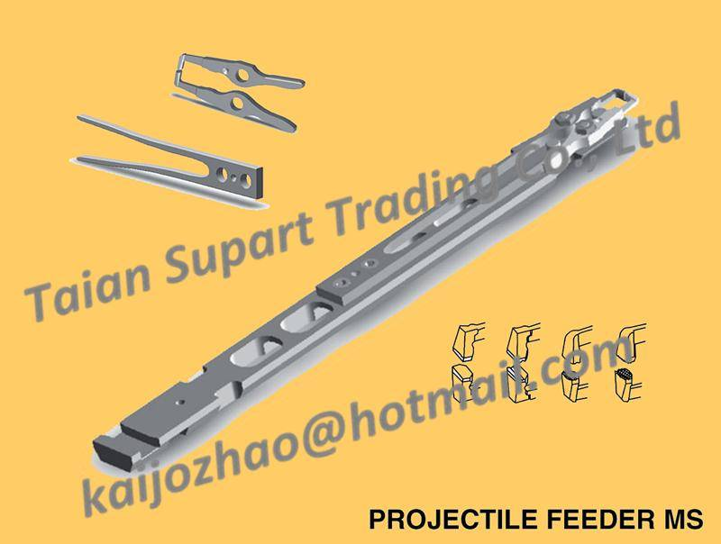 Sulzer weaving loom parts Projectile feeder MS D1