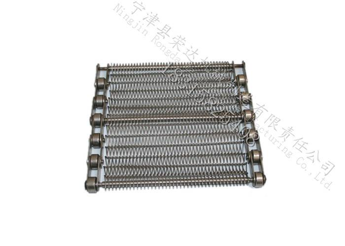Chain wire mesh conveyor belt metal net belts