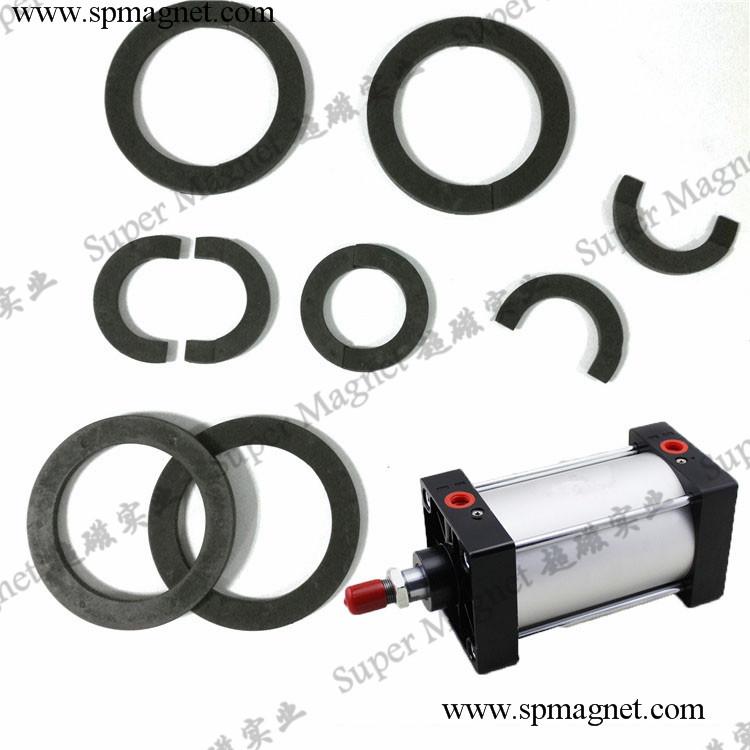 IR 99.5x78x5mm pneumatic cylinder Magnet Ring