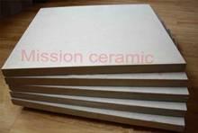 Ceramic fiber board for furnace and kiln