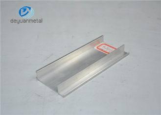 T5 Structural Aluminium Extrusions Anodized Aluminum Frame Profiles