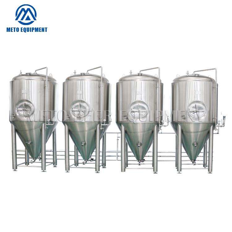 30BBL 50BBL stainless steel beer fermenter for draft beer making system