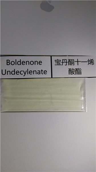 DIY Semi-Finished Steroid Oil Equipoise Boldenone Undecylenate 13103-34-9