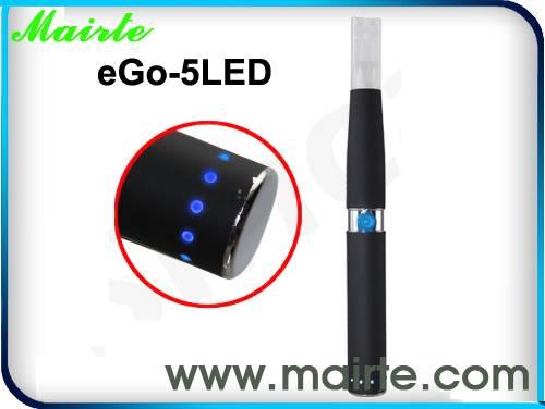 2012 Classic Different Colour LED Display EGO-LED Electronic Cigarette (EGO-LED)