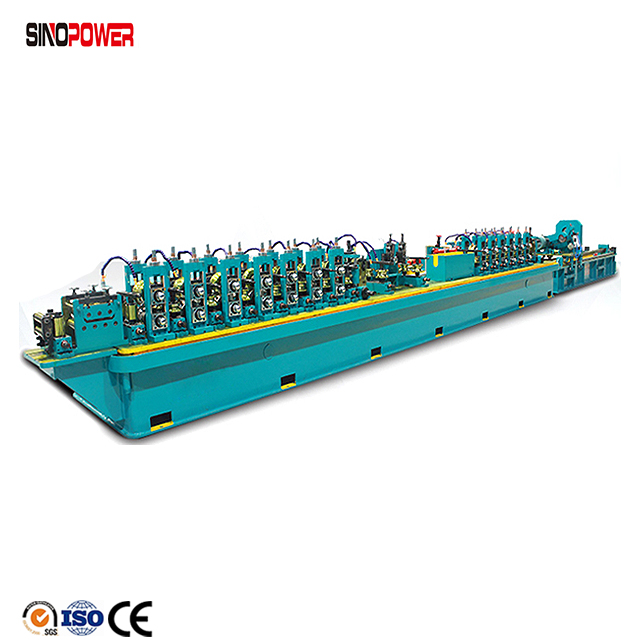 SHS CHS RHS HOLLOW SECTION PRODUCT MAKING MACHINE LINE