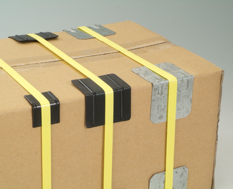 plastic edge protector used for package