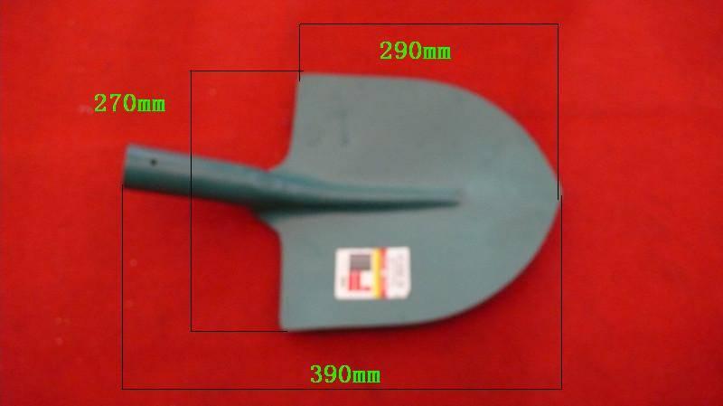 Garden Shovel & Spade Head S527