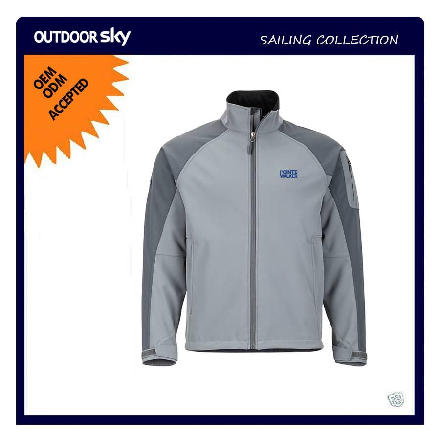Men's Hiking Softshell Jacket