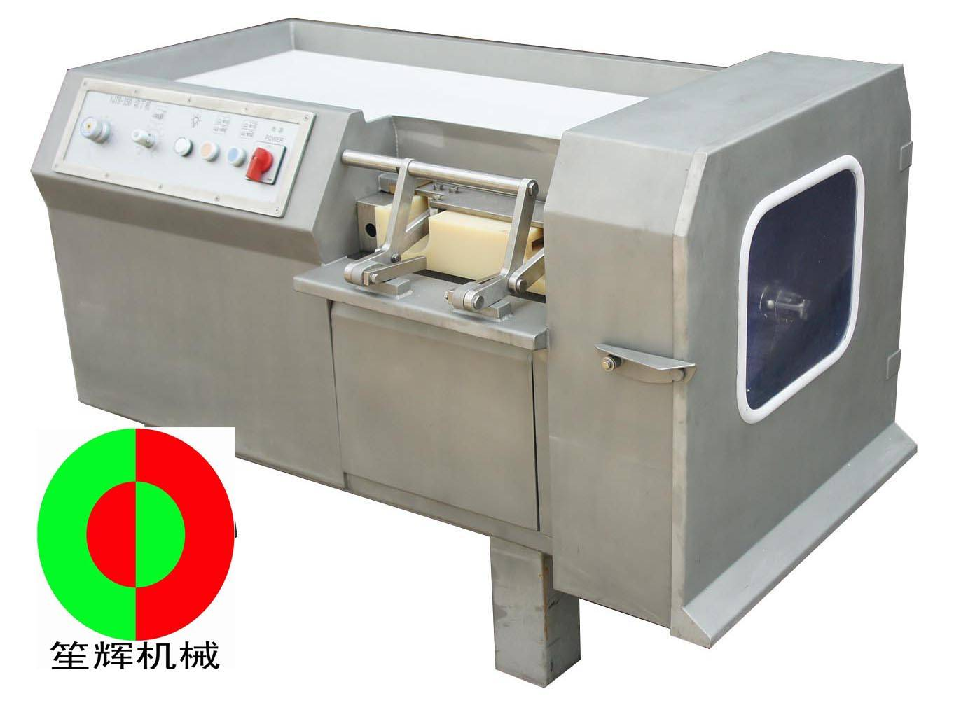 High-quality stainless steel meat dicing machine