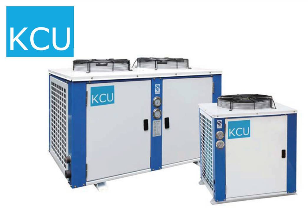 R404A refrigeration condensing units for commercial refrigeration freezer cold room and super market