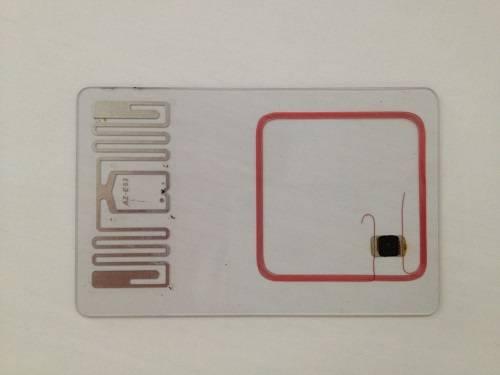 RFID NFC printable blank nfc card/rfid card/smart card