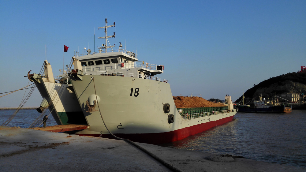 5116 DWT Self Propelled barges for sale (YH0167)
