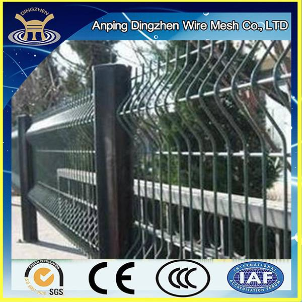 factory direct low price 3D bending fence