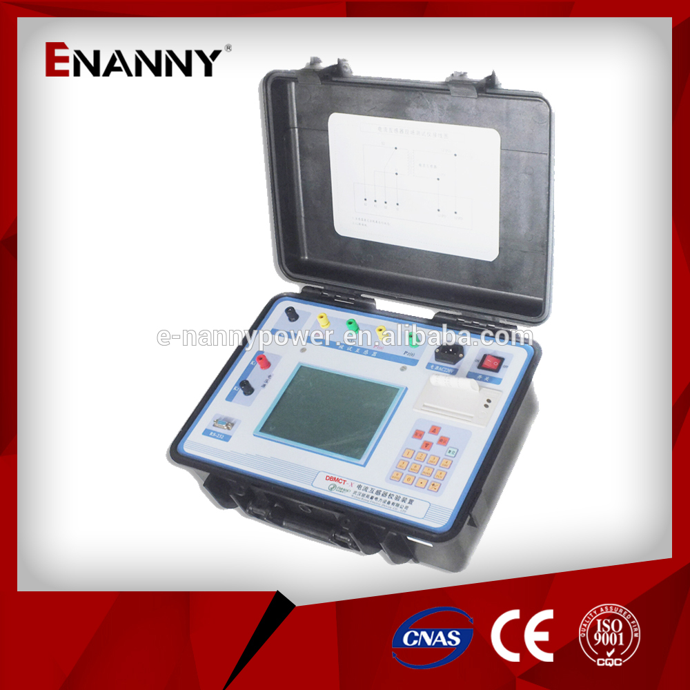 DBMCT-X High quality current transformer testing equipment in good demand