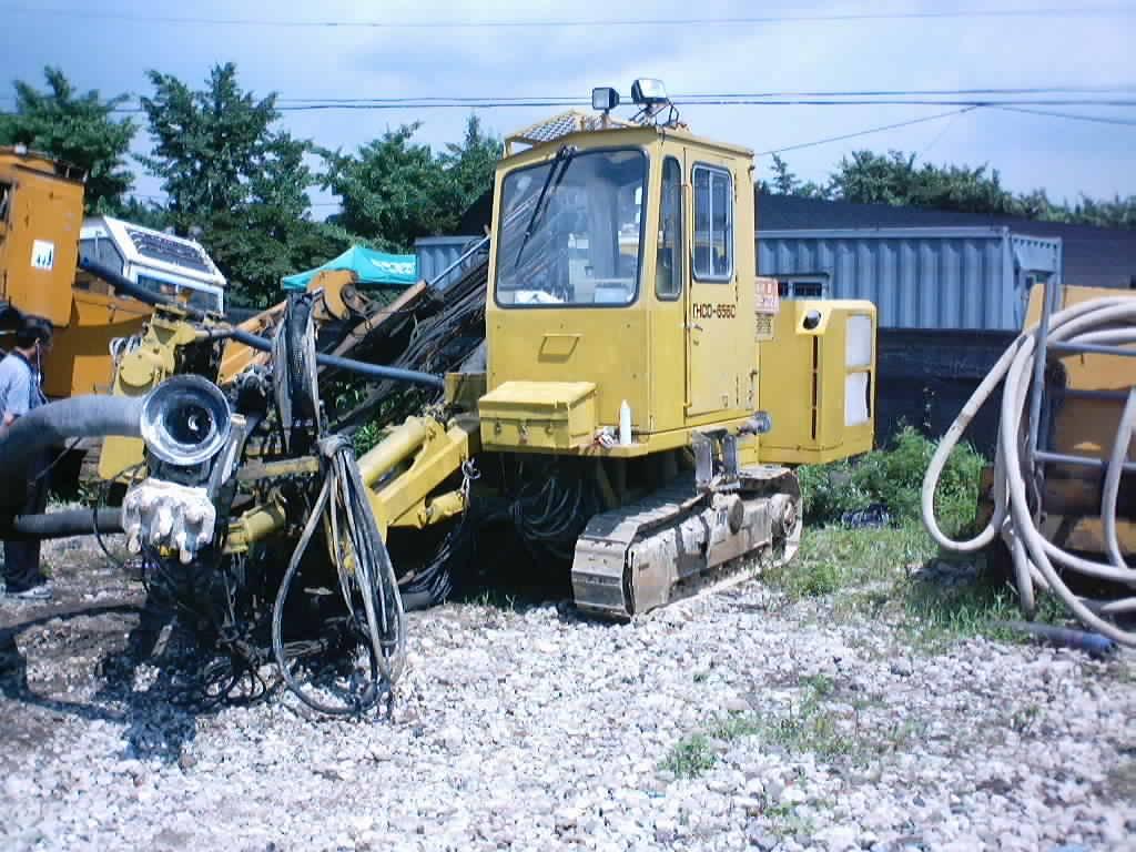 Used TOYO THCD 656C Hydraulic Crawler Drill Rig