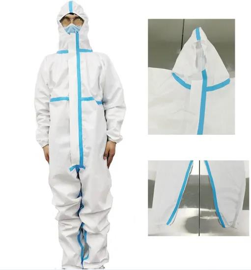Disposable Medical Protective Clothing Medical Isolation Gown Surgical Gown Manufacturer Wholesale