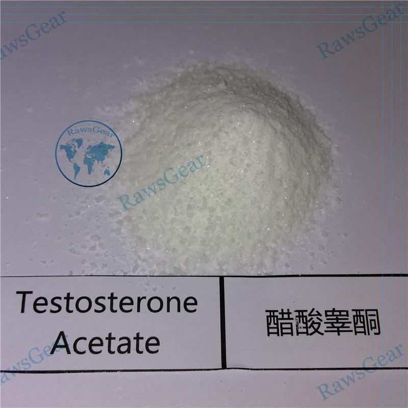 Testosterone Acetate Raw Powder CAS 1045-69-8