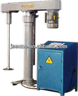 High speed hydraulic mixer