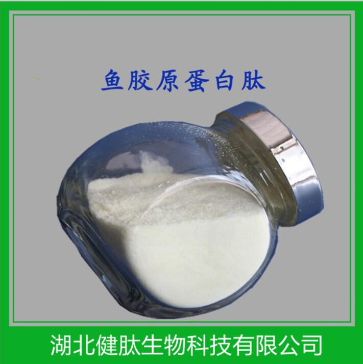 Manufacturer Supply Raw material Pure Fish Collagen Powder hydrolyzed fish collagen peptides