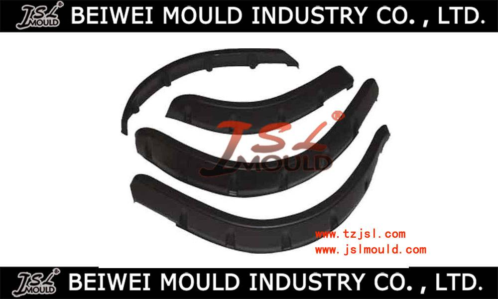 Auto fender injection mould with good quality