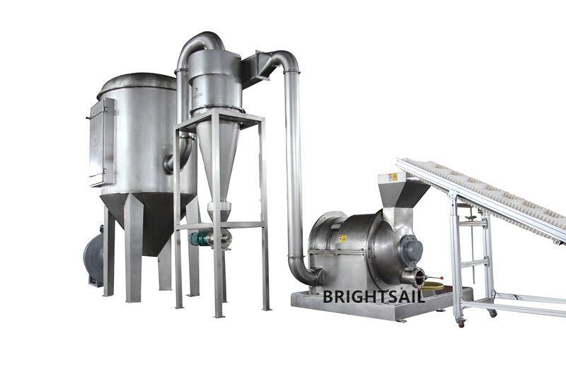 BSDF spice grinding machine