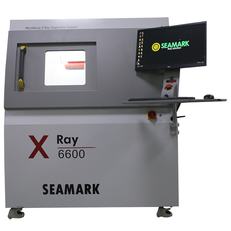 SMT SMD line NDT XRAY machine factory price X6600 Micro-focus X-Ray Inspection System
