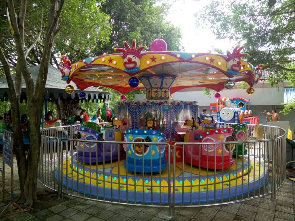 Clown Catnival Rotation Equipment