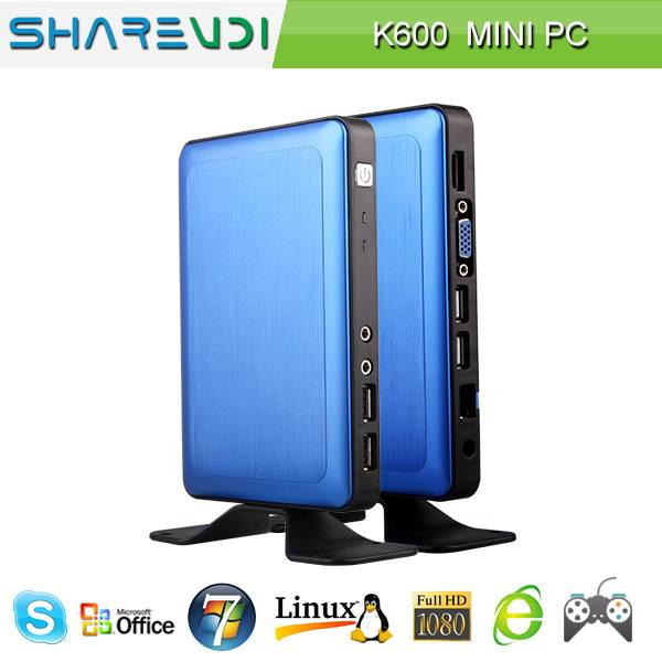 Quad Core intel Z3735F RAM 2G flash 32 G mini pc for virtualization