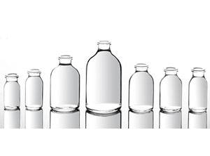 Different Kinds of Moulded Glass Vials
