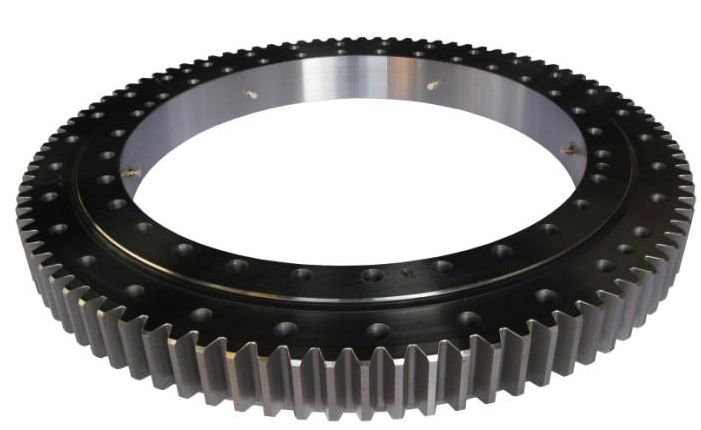 precise stainless steel material bearing ring slewing bearing