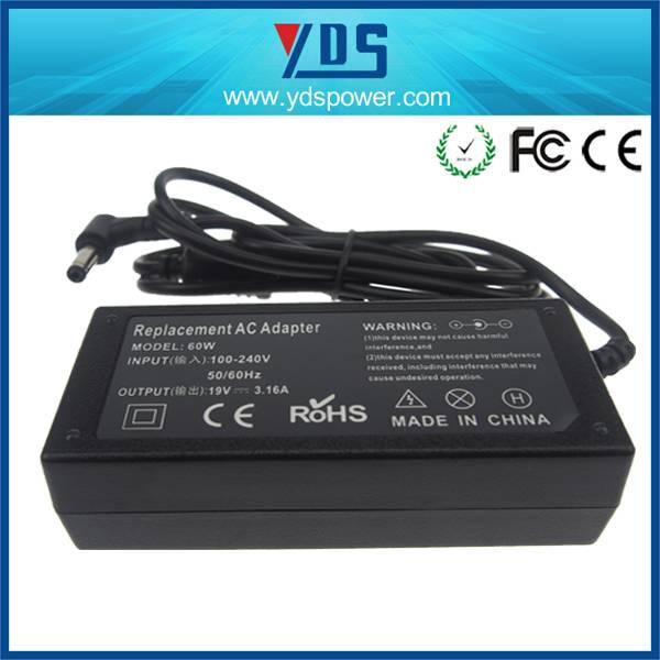 Quality assurance laptop adapter
