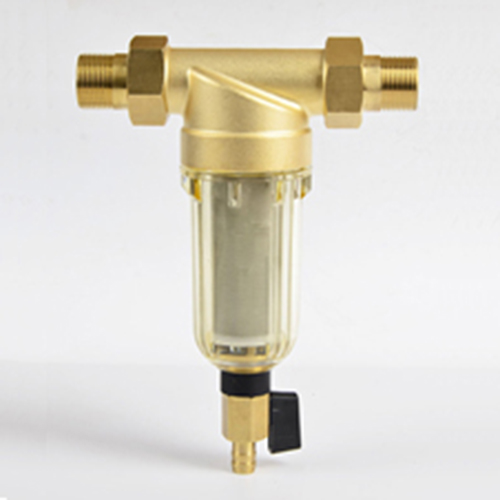 0.04mm precision household water purifier,central water ufiltration, water pre-filter,output:3TPH