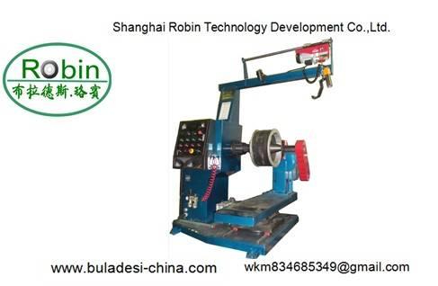 tire retreading equipment-buffing machine,rubber machinery-buffing machine,tire retreading machine-b
