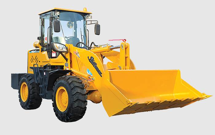 3Ton Wheel Loader Made In China With CE