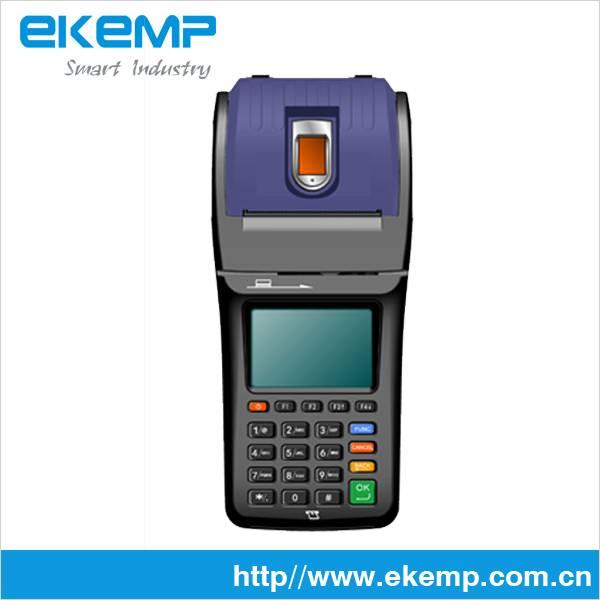 Linux Handheld Magnetic Card Reader with Thermal Printer