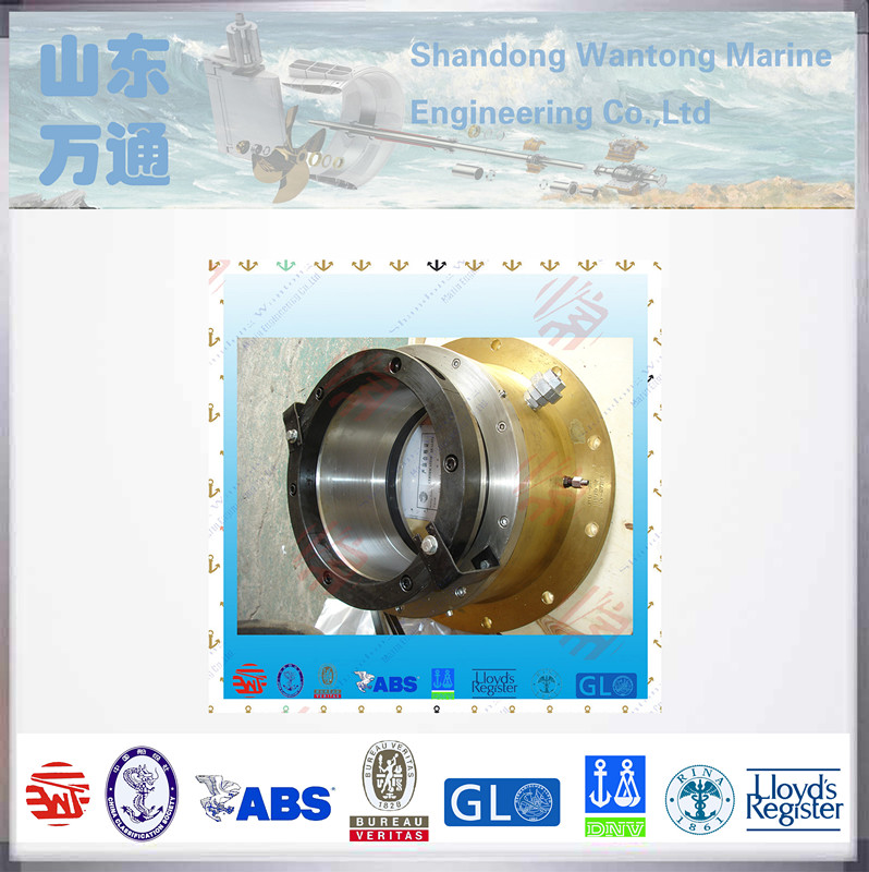 Forged steel naval Shaft Sealing Water Lubrication end face sealing apparatus for shipyard