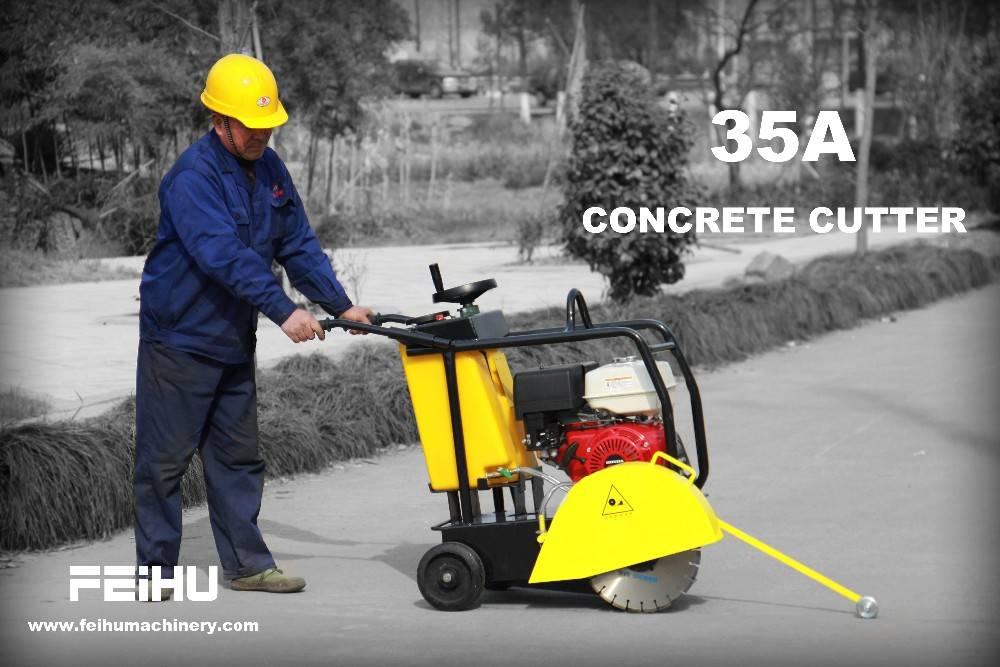 Gasoline Honda 35A Concrete cutter
