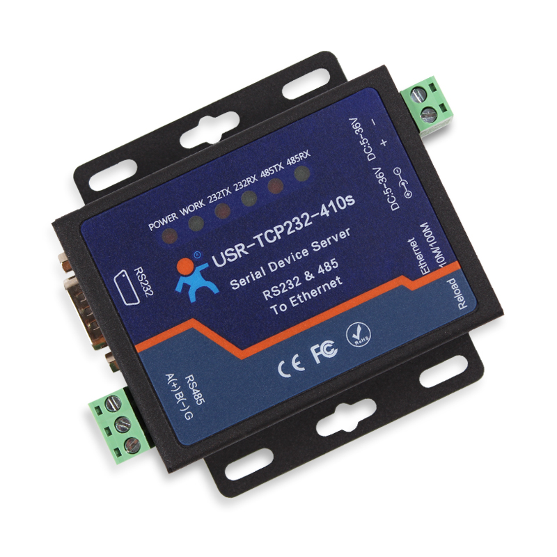 RS232 RS485 Ethernet Converter,Serial Ethernet to Modbus Converter