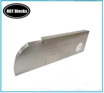 ultrasonic test block NO.1