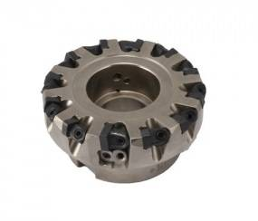 Fme03 Indexable CBN Finishing Surface Milling Cutter