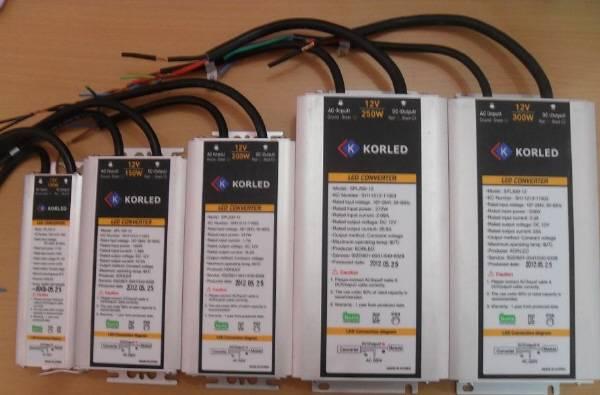 Power supply 12v DC