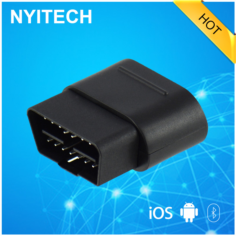 Bluetooth 4.1 OBD2 car ELD logging device